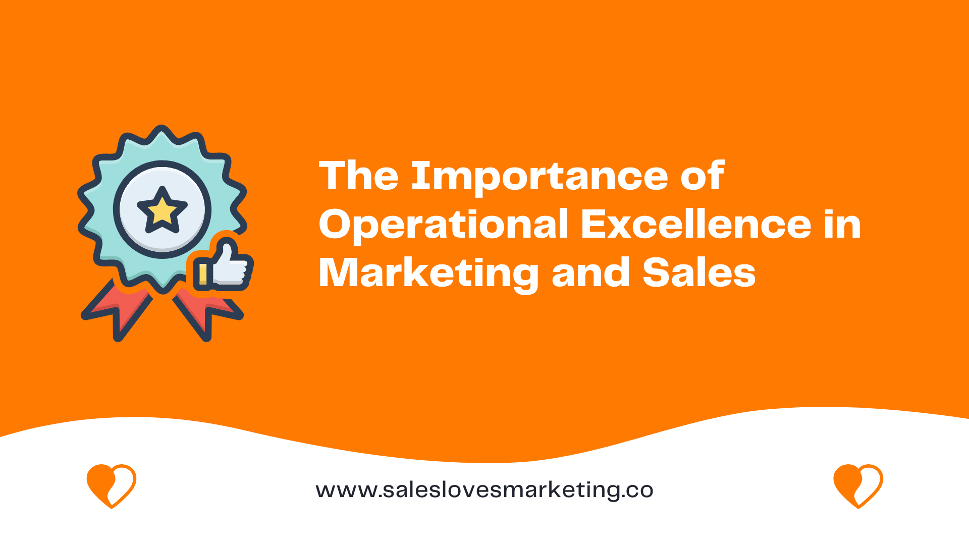 importance excellence blog within sales and marketing