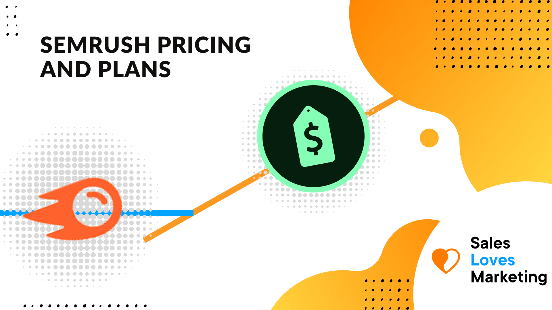 different pricing plans semrush and features