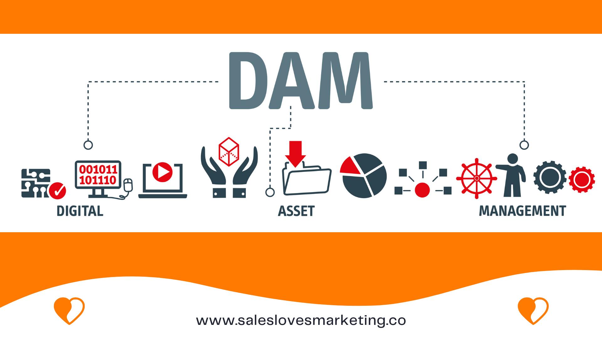 Explanation on digital asset management platform