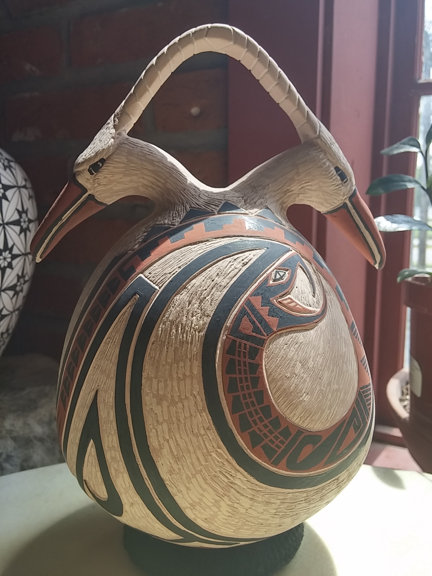 Mata Ortiz figurative pottery