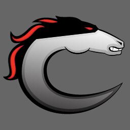 racing horse logo