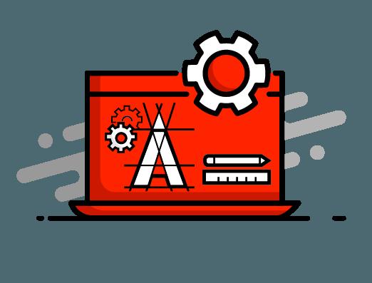 develop branding and web design