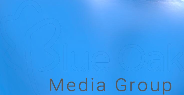 Blue Oak Media Logo