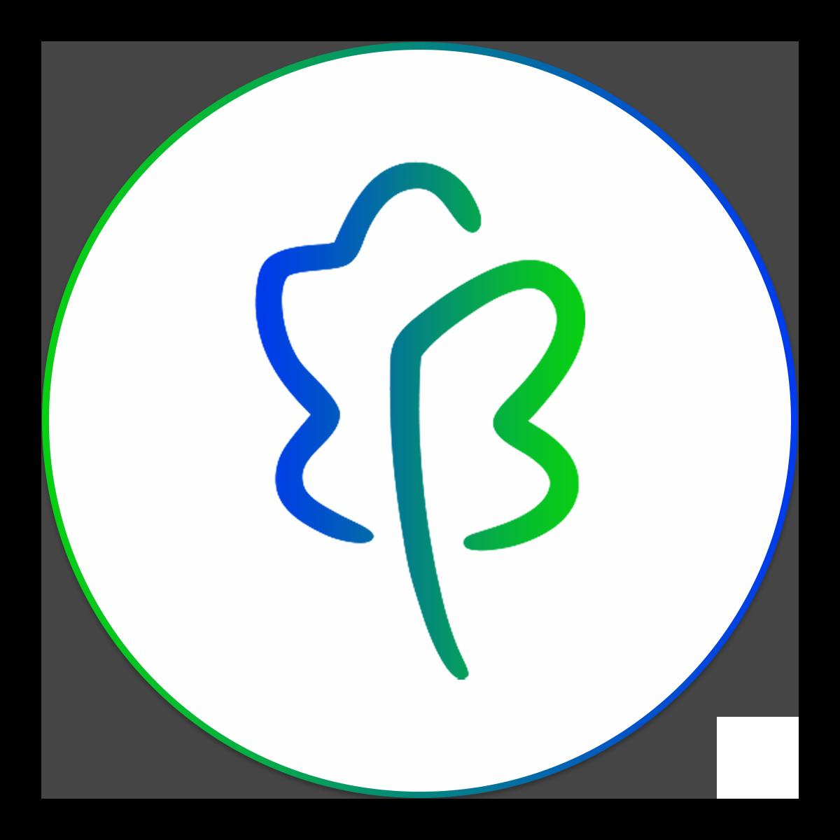 Blue Oak Media Group Circle Logo