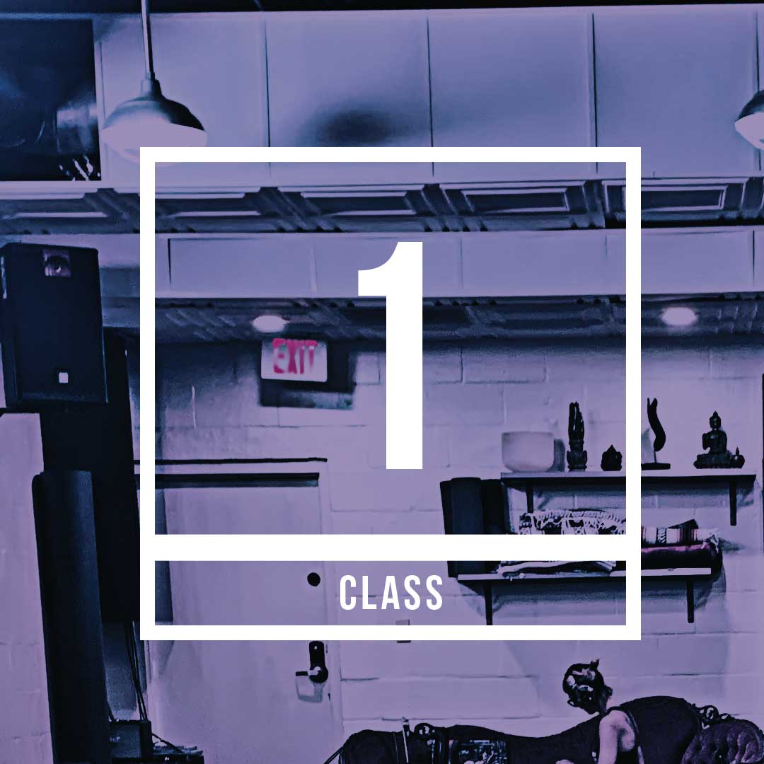 1 class at CPY for $20