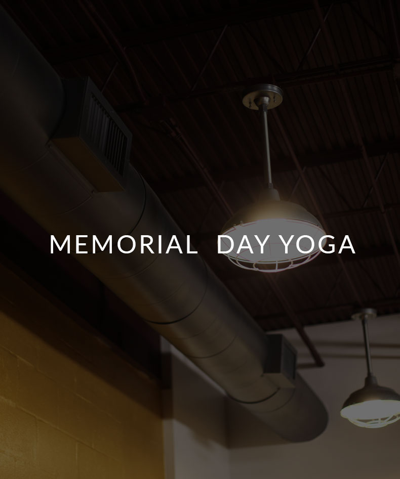 Memorial Day Yoga with Dj Lokah. Live at College Park Yoga in Orlando, Florida