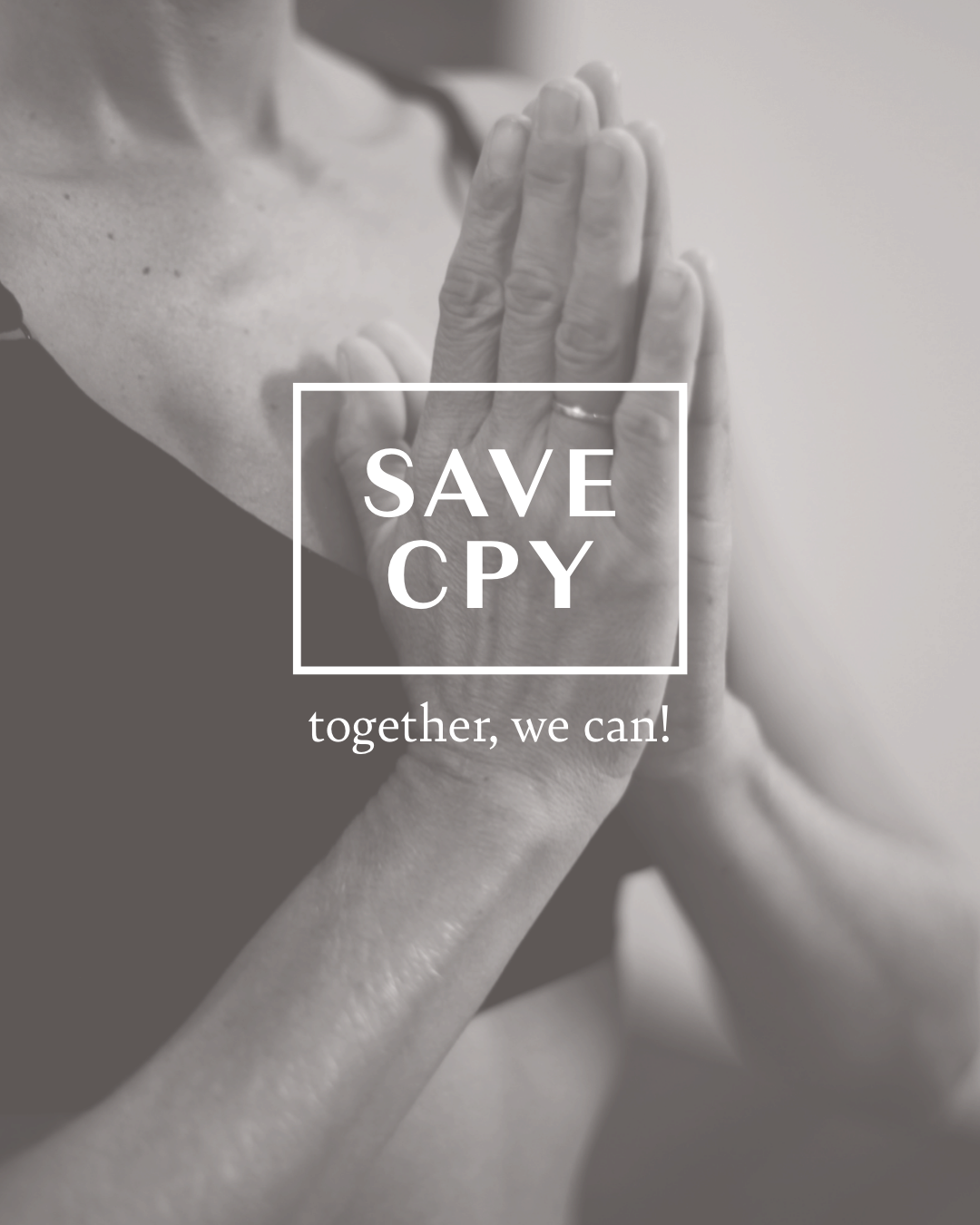 It's for real. 2020 hit everyone hard and it really hit your fave yoga studio really hard. We are doing everything we can on our end to #saveCPY. Here's what you can to help!