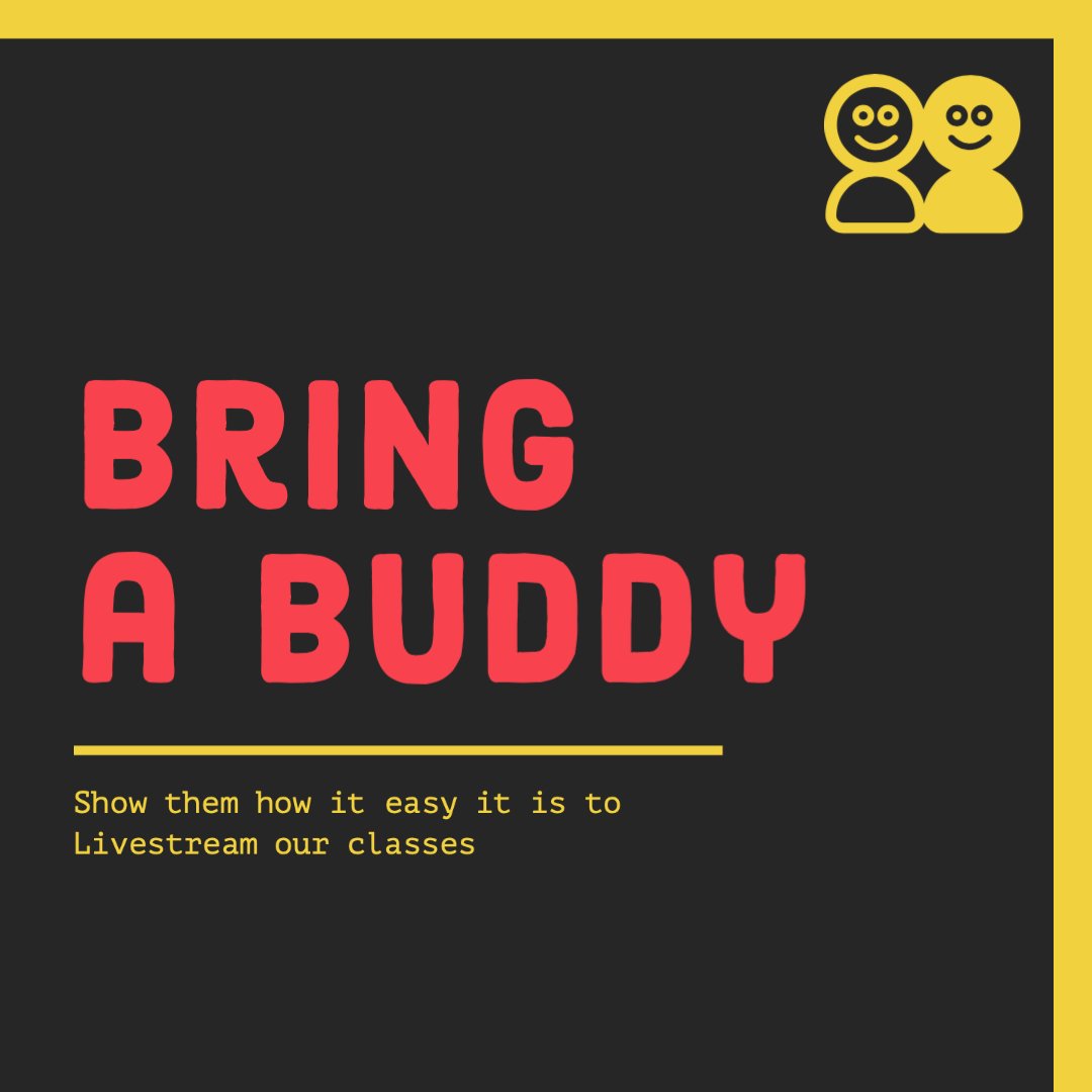 Our Livestreams are so easy. Reinvent how you share CPY with others and place the power of CPY in the palm of their hands!