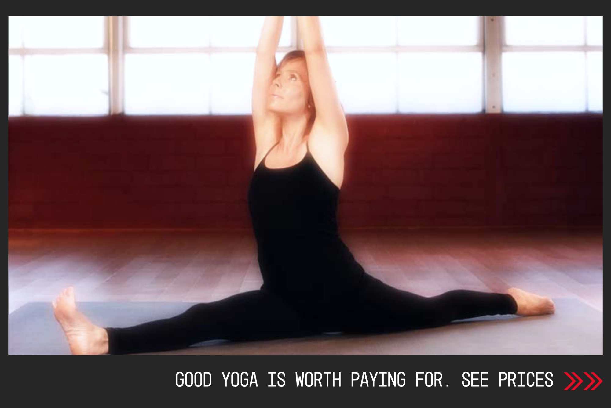 Good yoga is worth paying for.  See the CPY class price list.