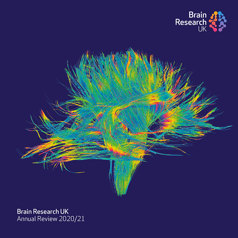 Image of BRUK Annual Review 2020/21 cover, click as a link to open PDF document