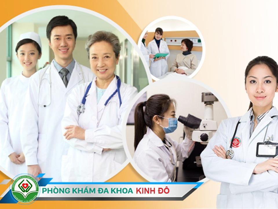 Phòng khám đa khoa Kinh Đô – Địa chỉ phá thai an toàn ở Bắc Giang