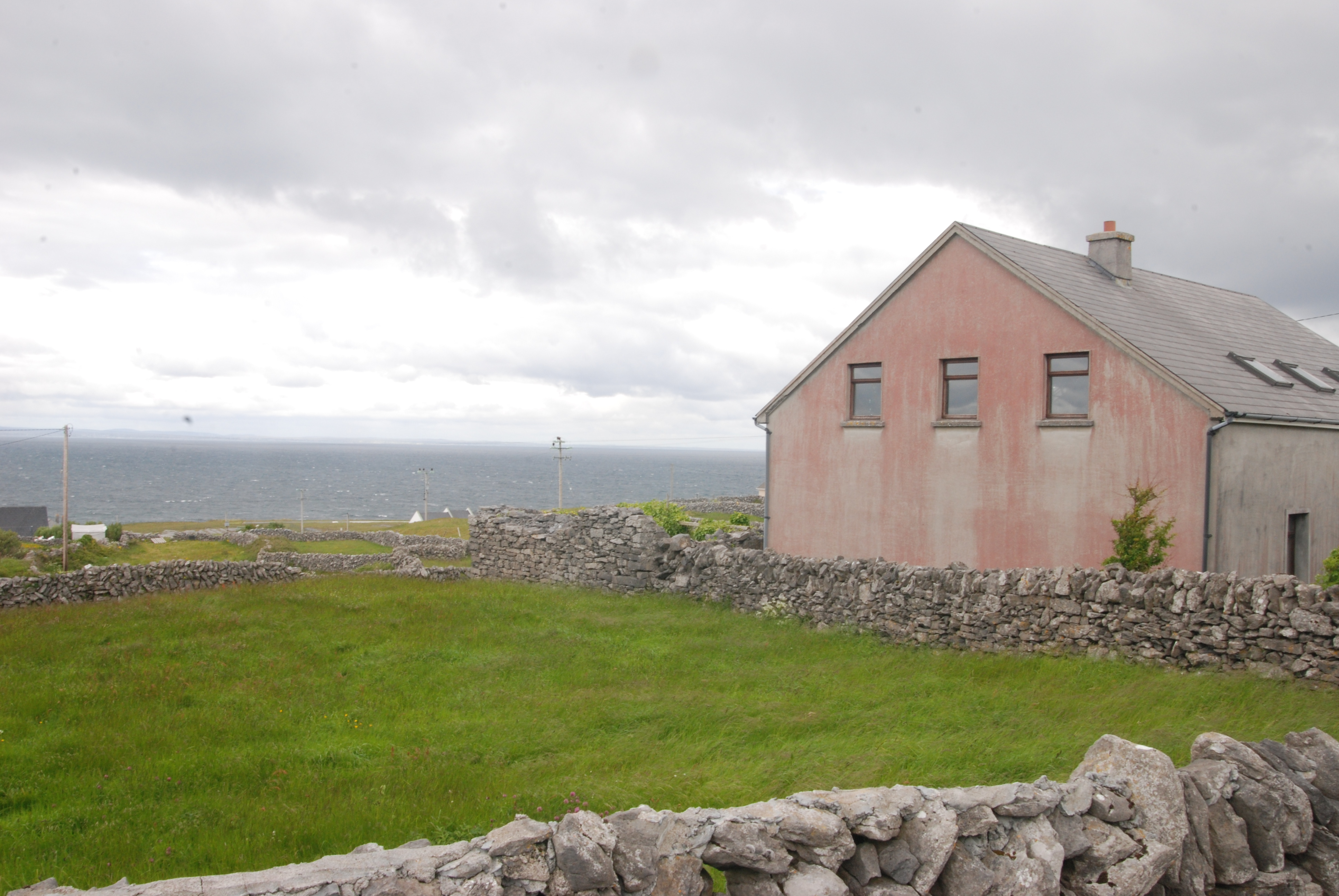 Aran Island House, Ireland