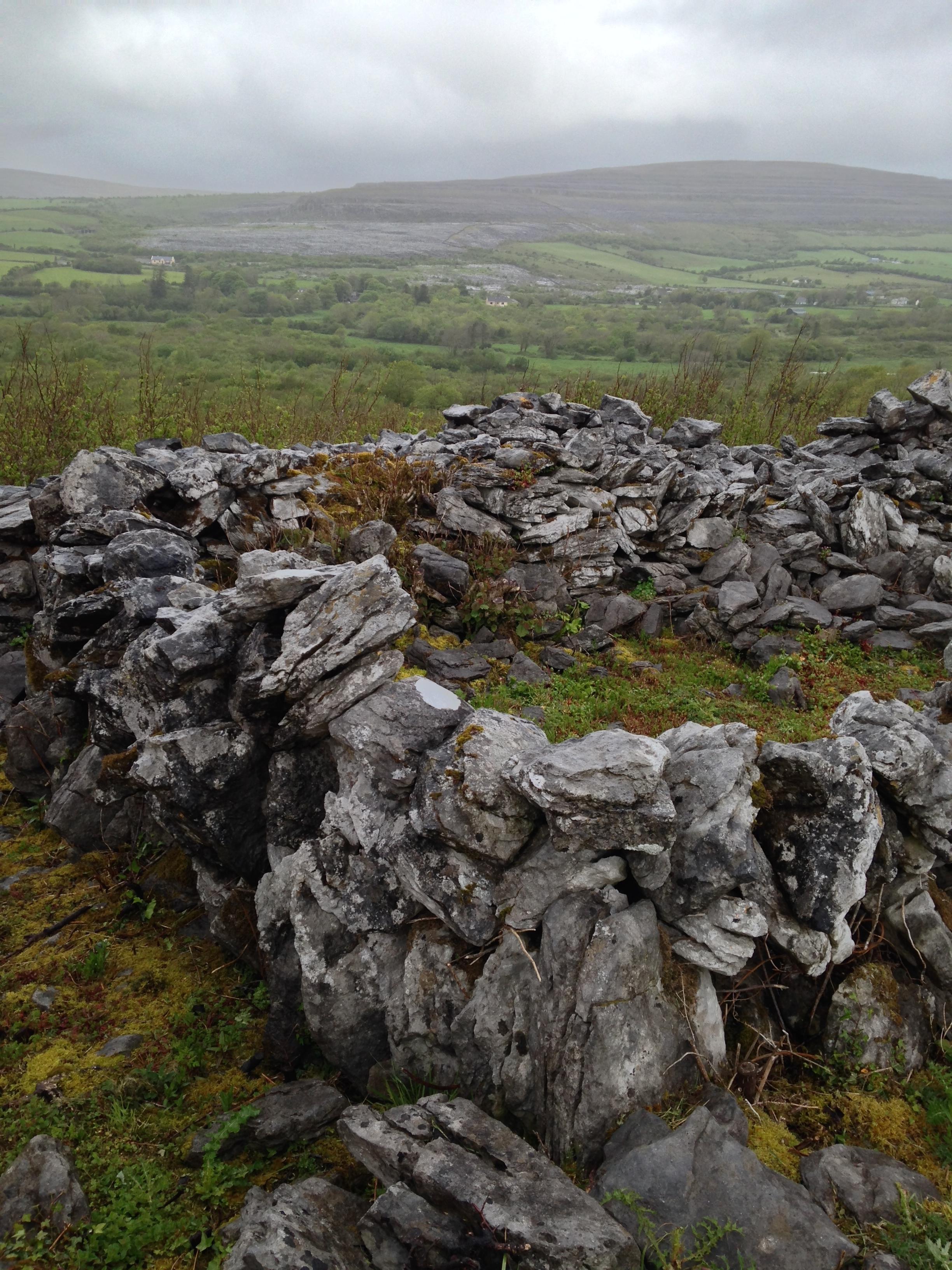 Stone Fort: Ballyvaughn, Ireland
