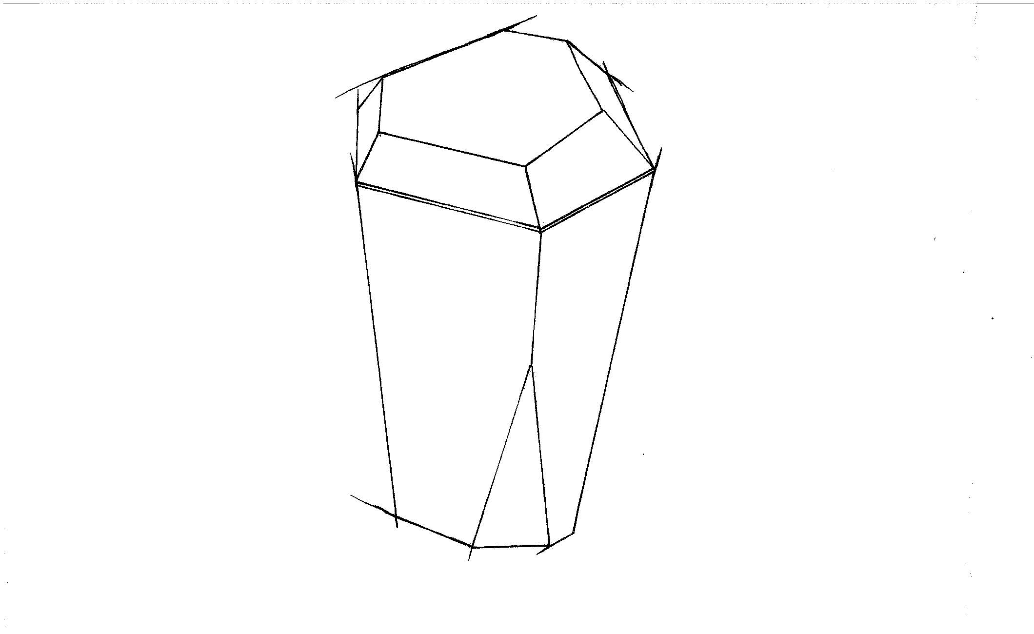 Sketch of Canister