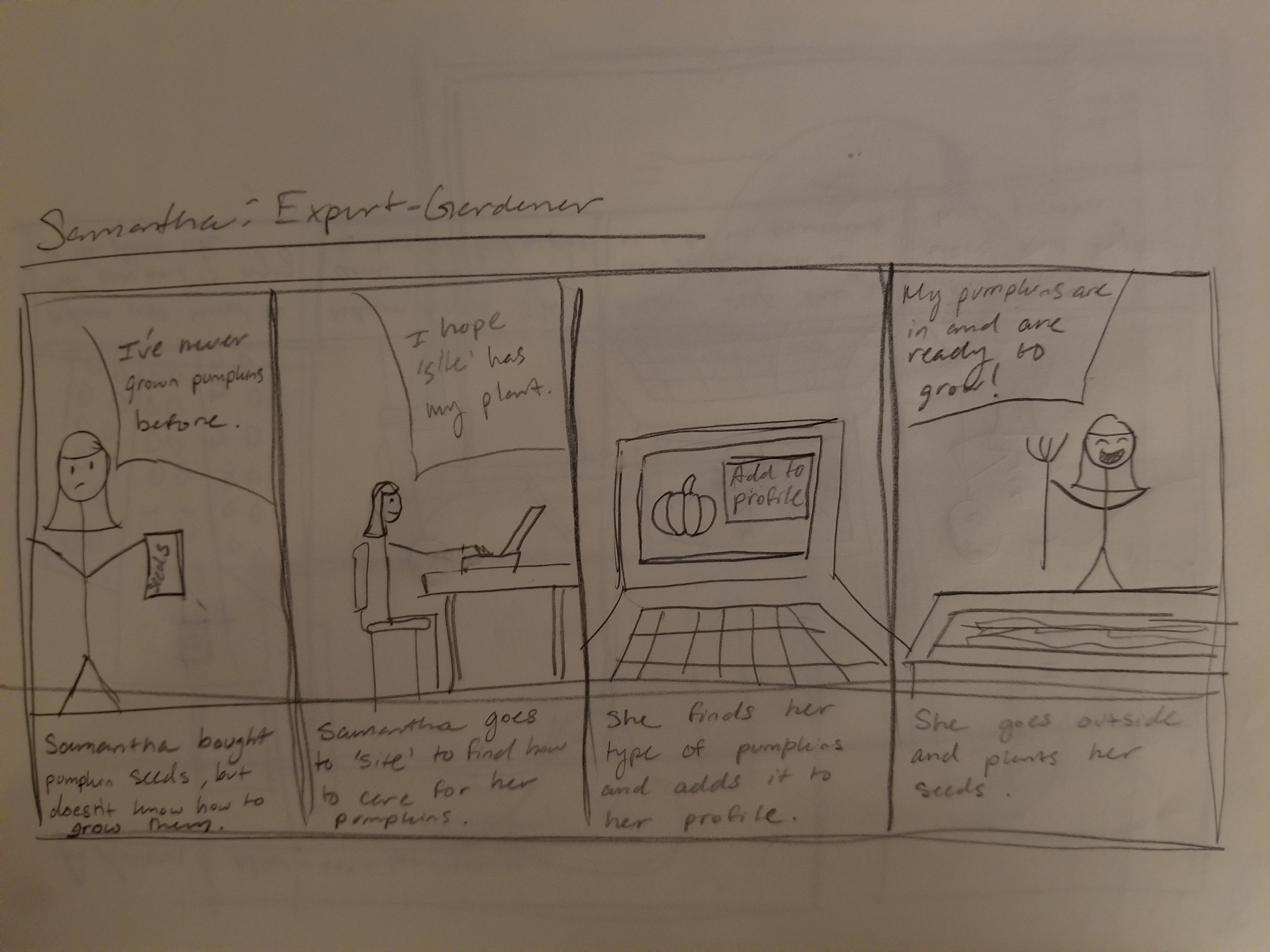 Samantha Storyboard