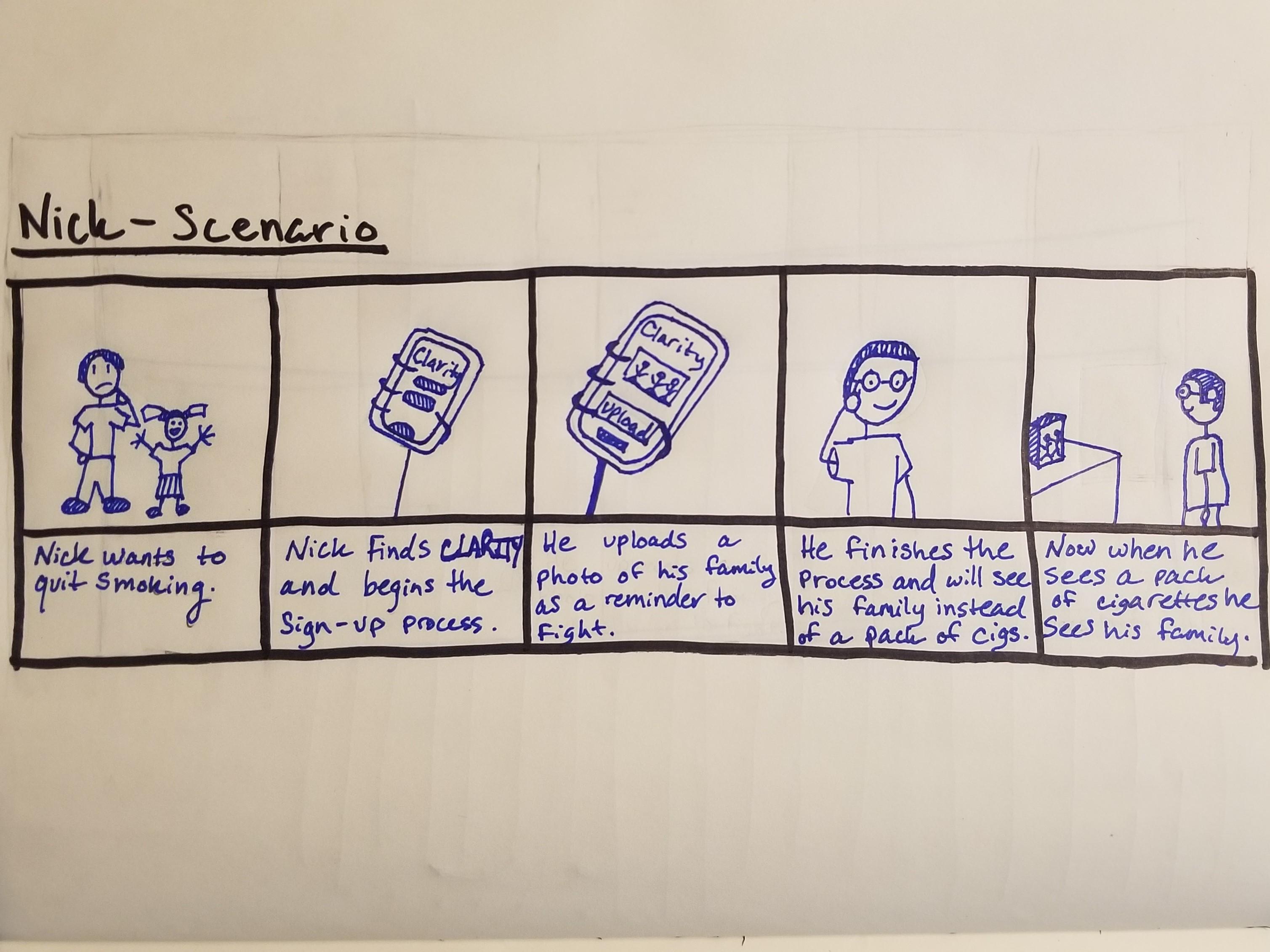 Nick - Scenario