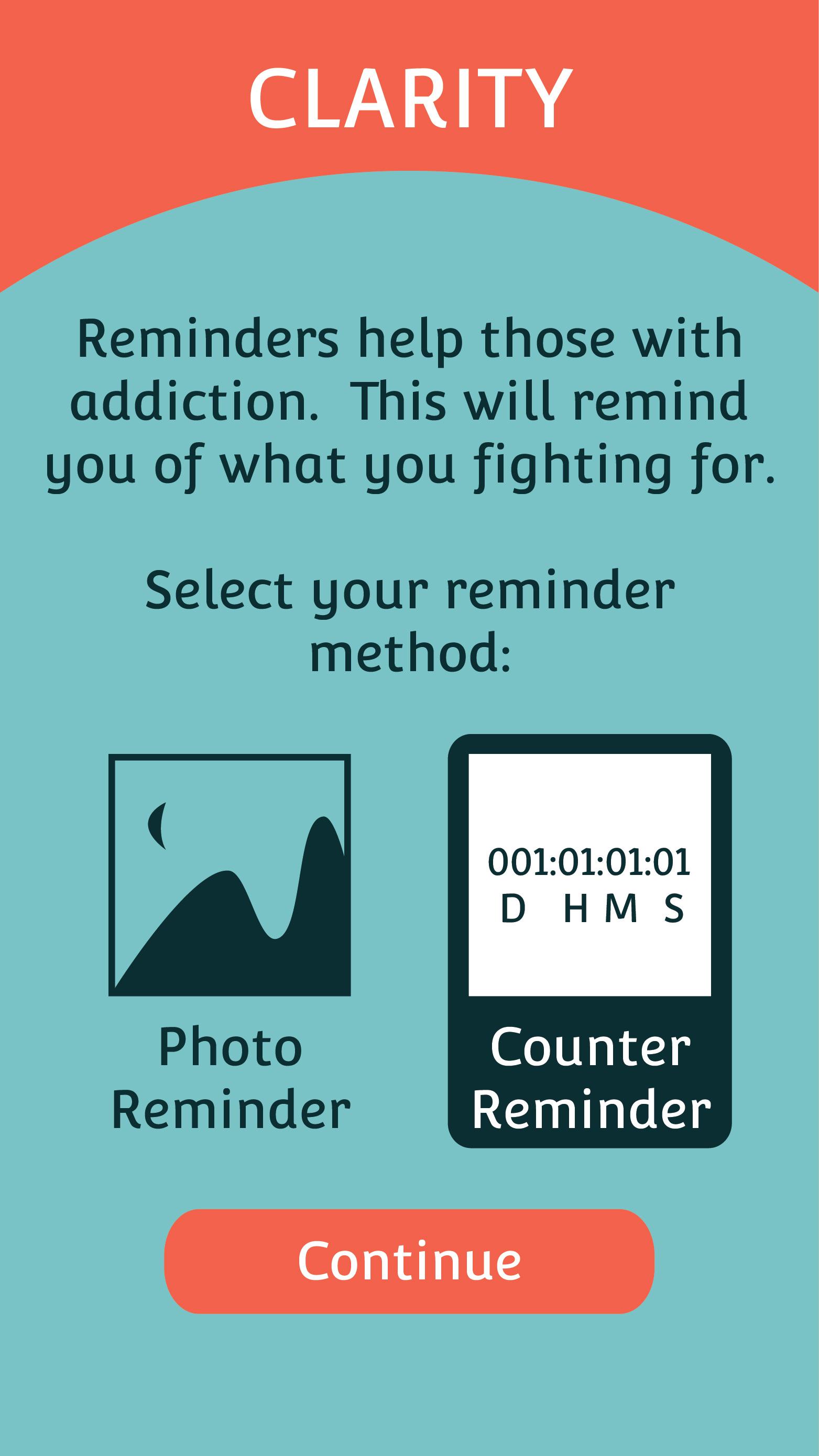 Reminder Selector