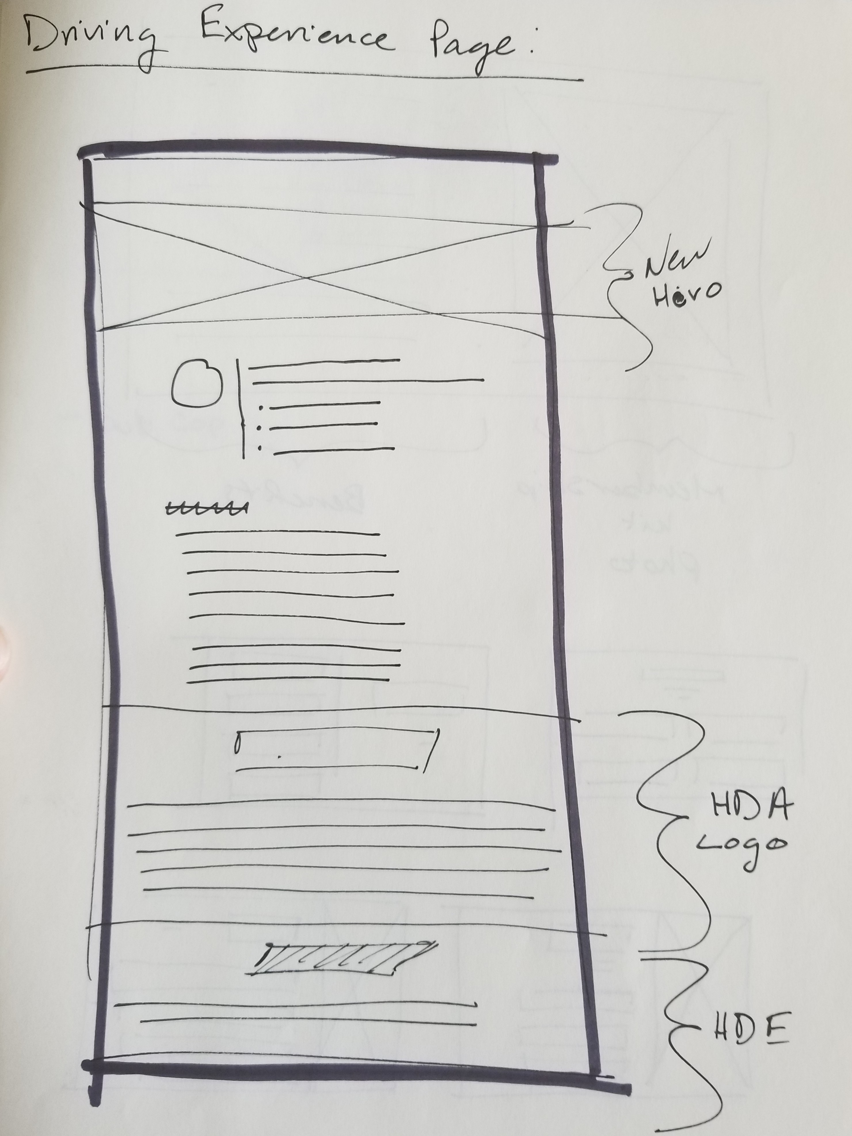 Simple Page Design