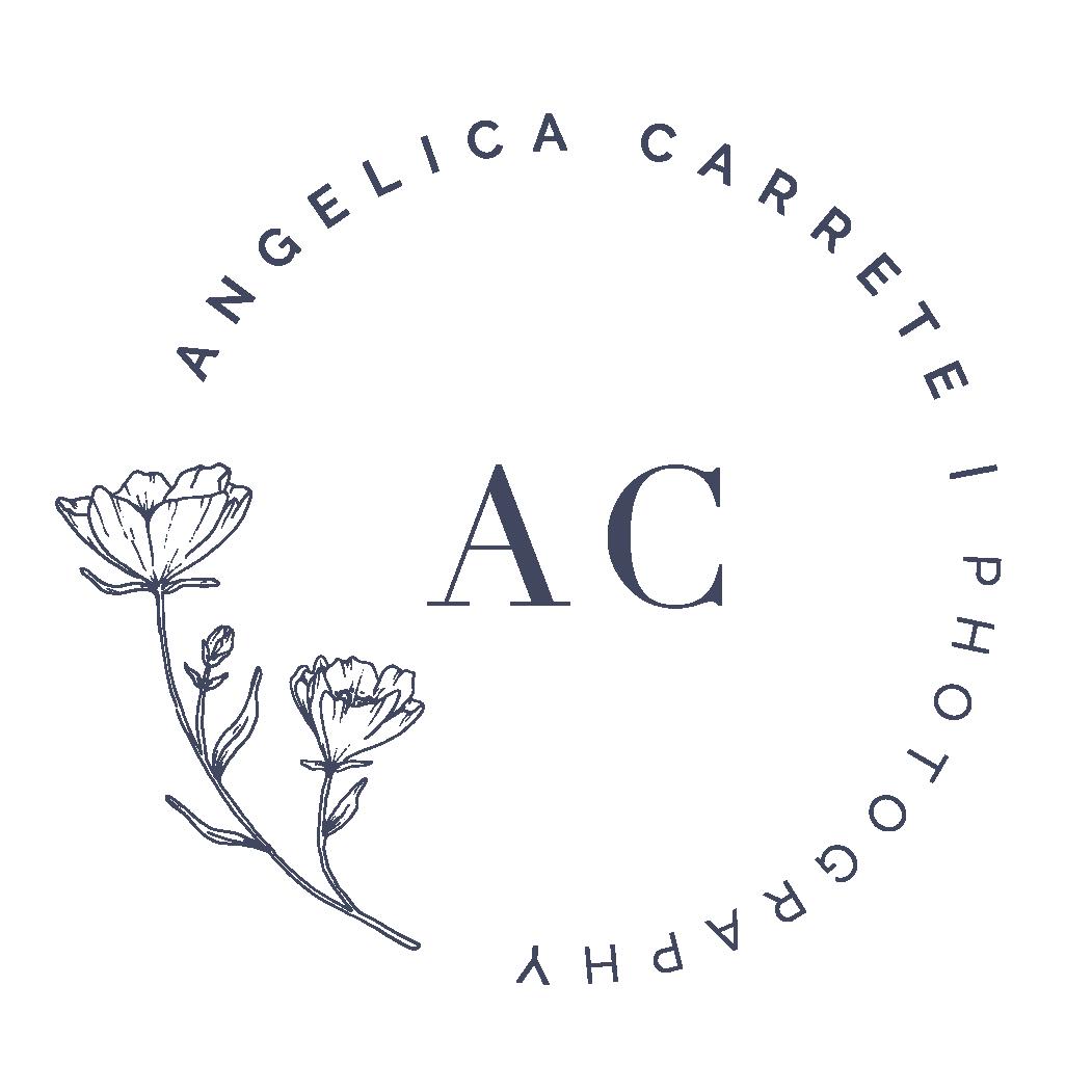 Logo Angelica Carrete photography