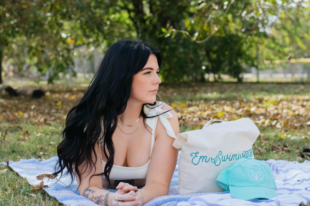 EmSwimsuit Branding Angelica Carrete Photography