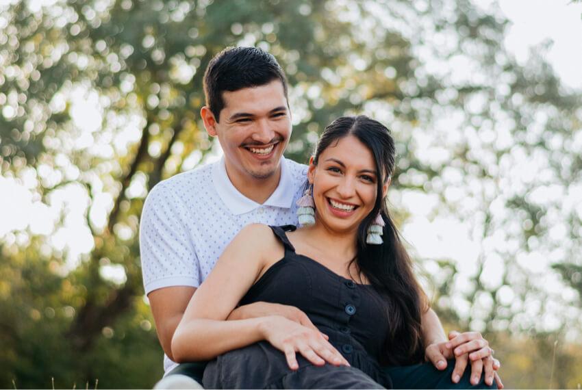 Sarah Armando Couple Portrait Photography Outdoor