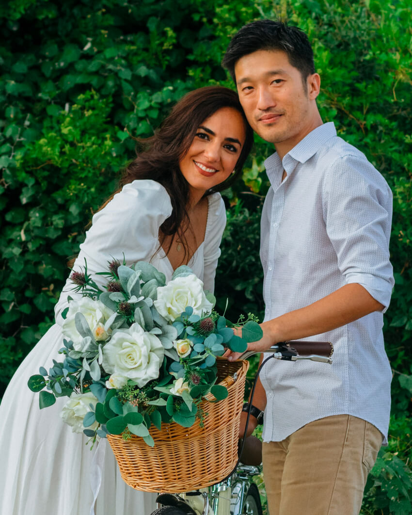 Yona & Josh Couple Portraits