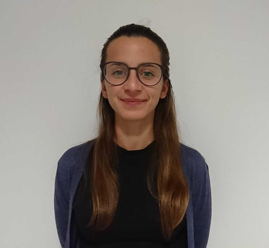 Sara Micacchioni, Digital Marketing Assistant