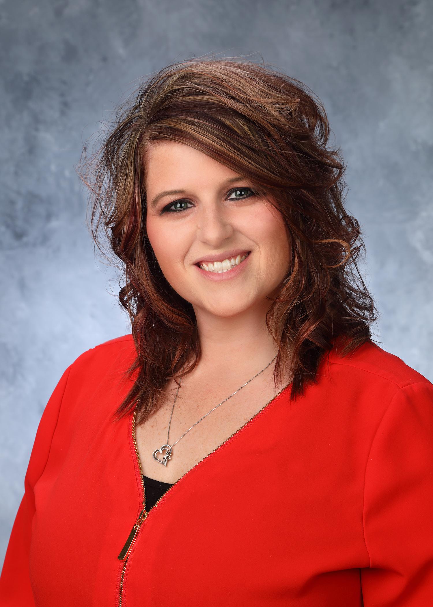 Headshot of Heather Novak, Chief Operations Officer