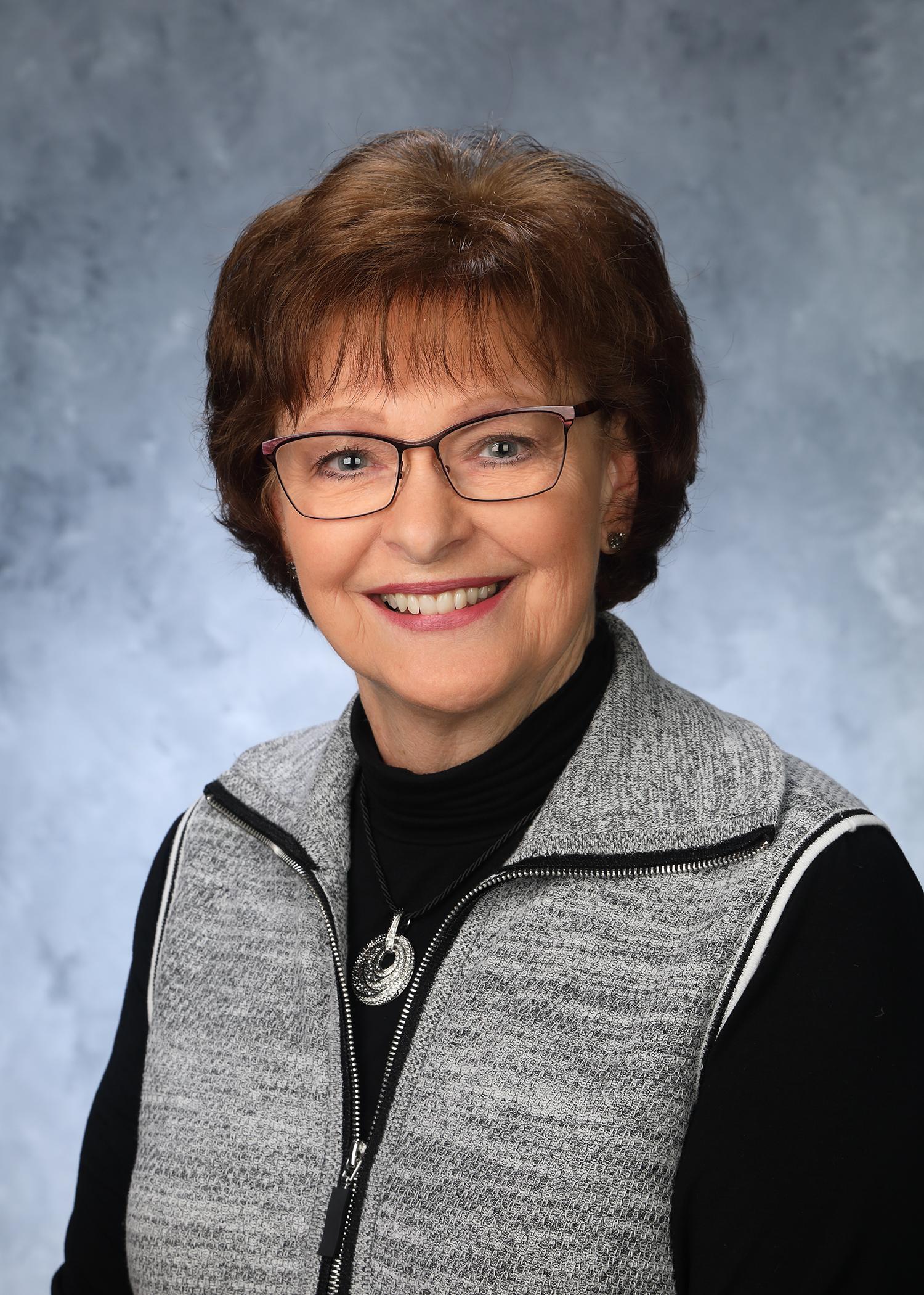 Headshot of  Nancy Andrews, Donor Liaison