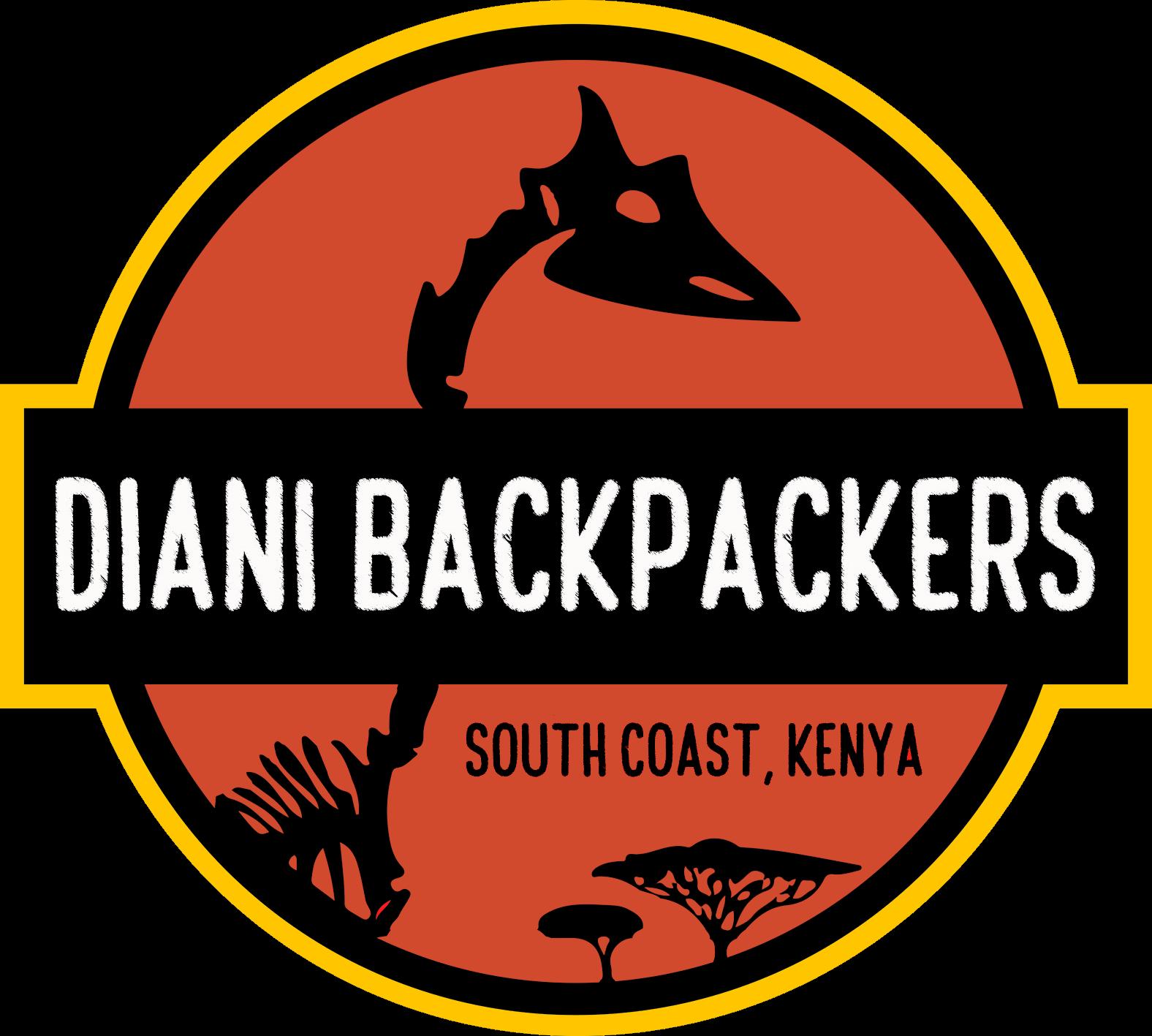 Diani Backpackers logo