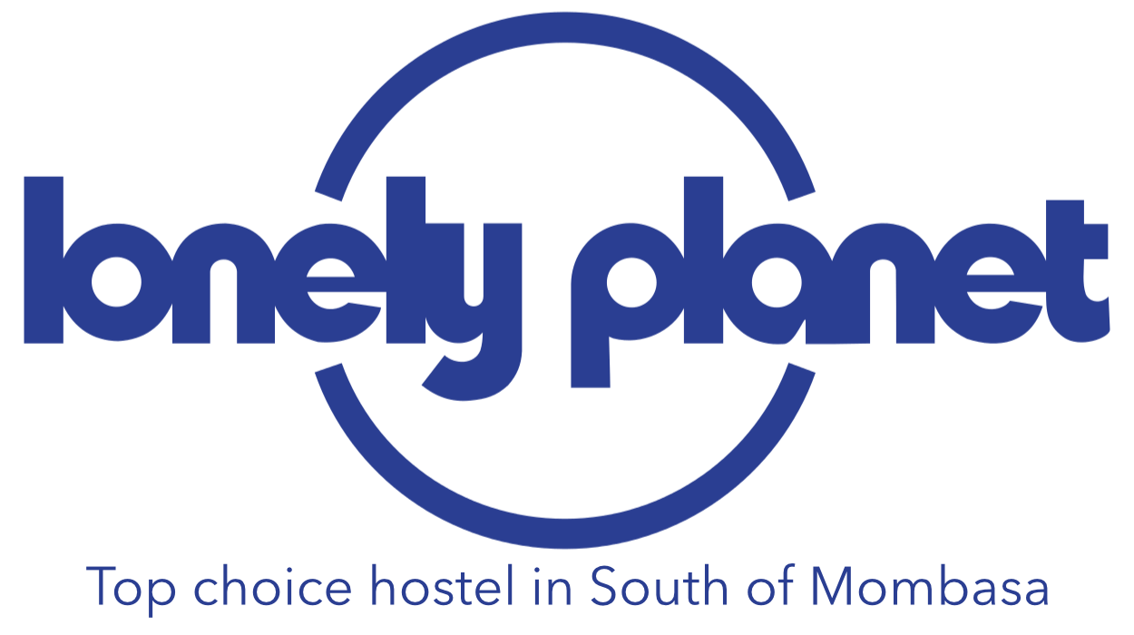 Award for Lonely Planet top choice hostel in South of Mombasa