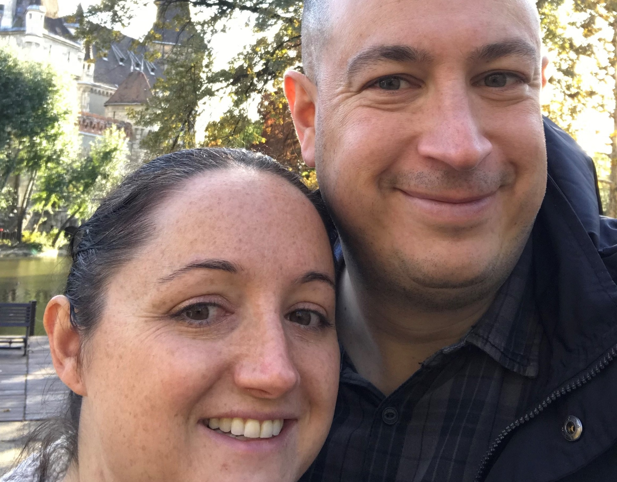 Richard was diagnosed with an astrocytoma in 2017