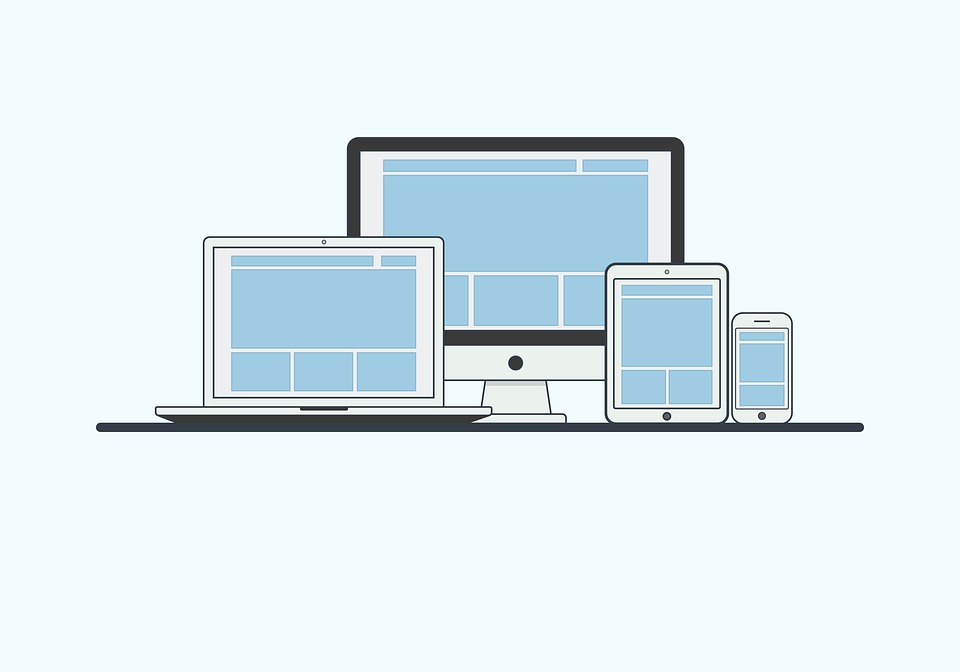 illustration responsive