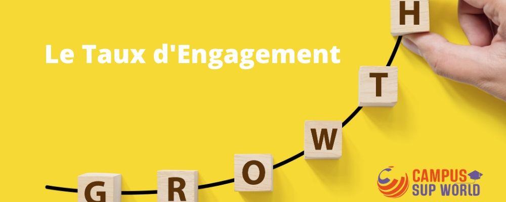 Le Taux d'Engagement