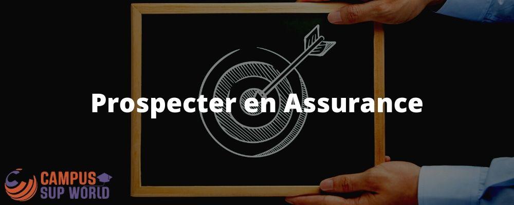 La Prospection en Assurance