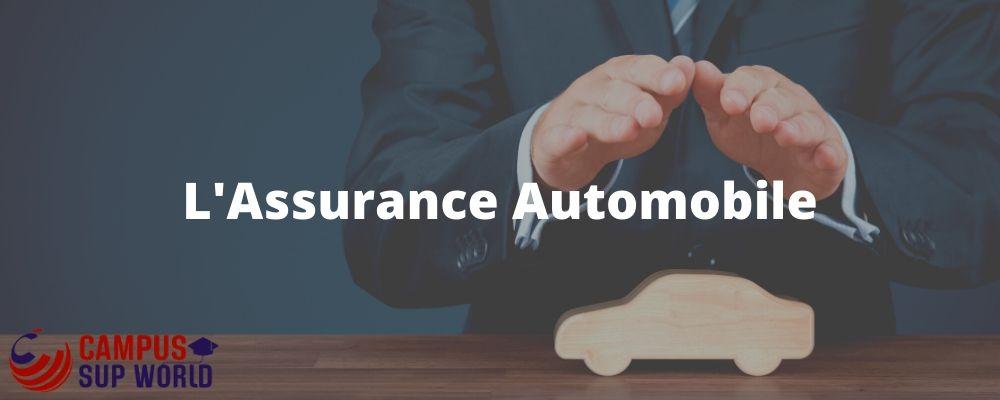 Qu'est ce que l'Assurance Auto ?
