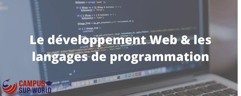 Choisir ses langages de programmation en développement web