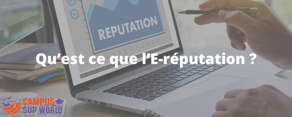 Définition de l'E-réputation