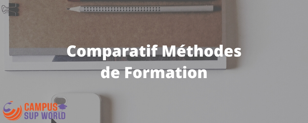 Comparatif des Méthodes de Formation