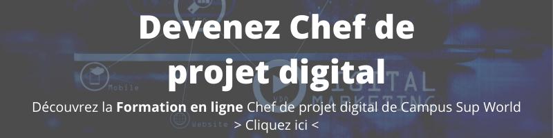 devenez chef de projet digital certifié