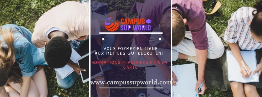 formation en ligne campus sup world