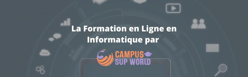 La Formation en Ligne en Informatique