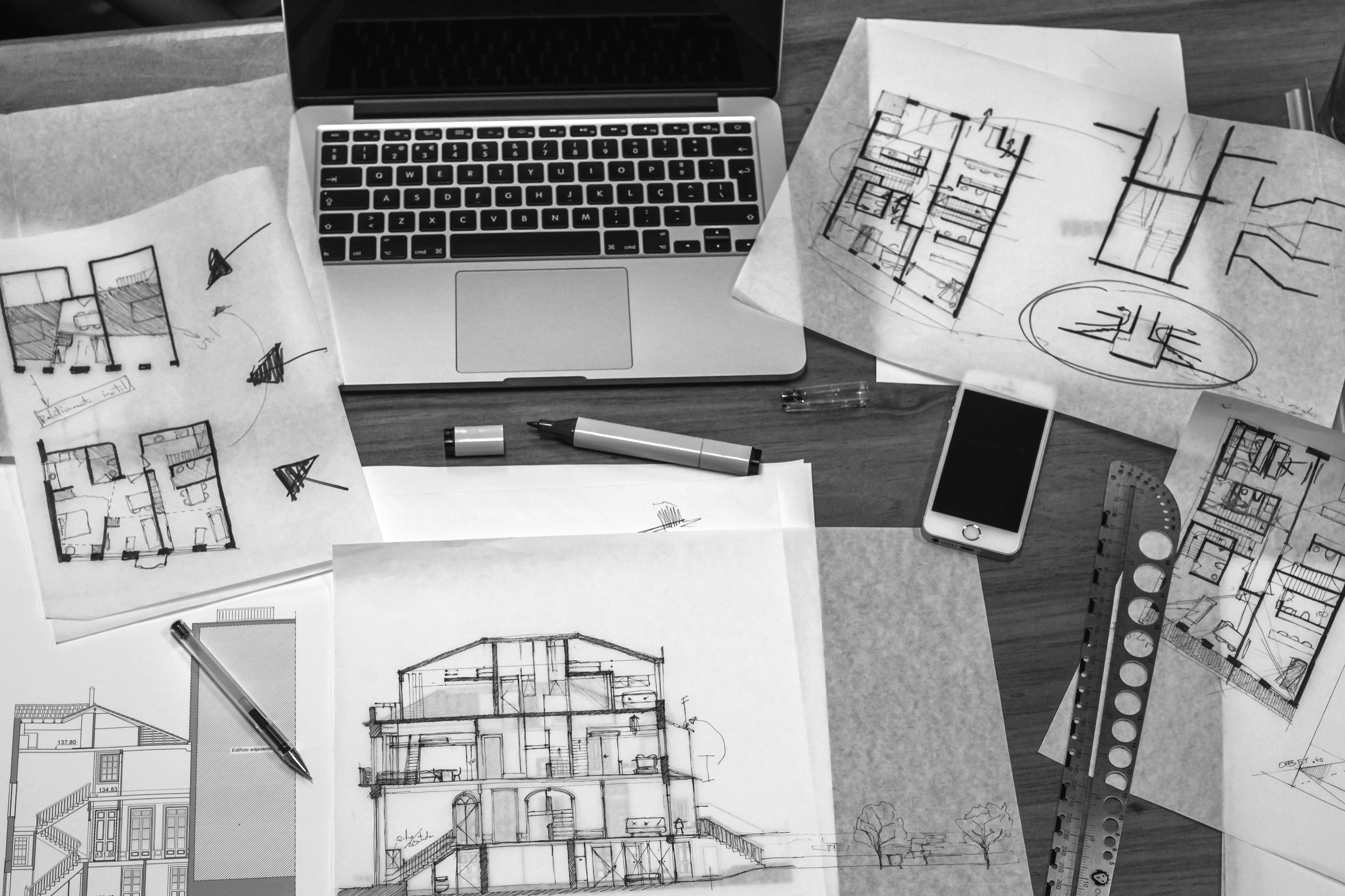 dessinateur industriel