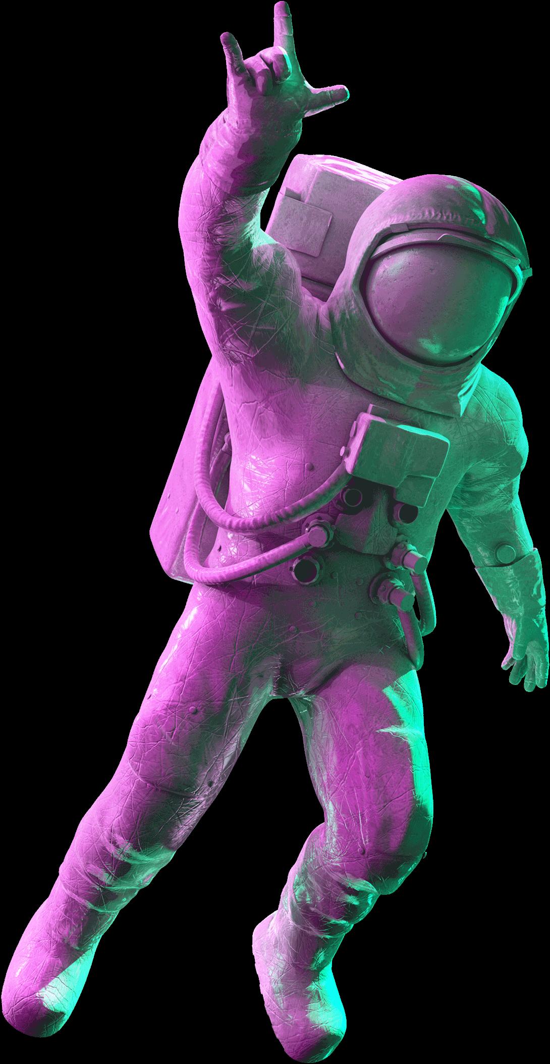 MajorMega Astronaut