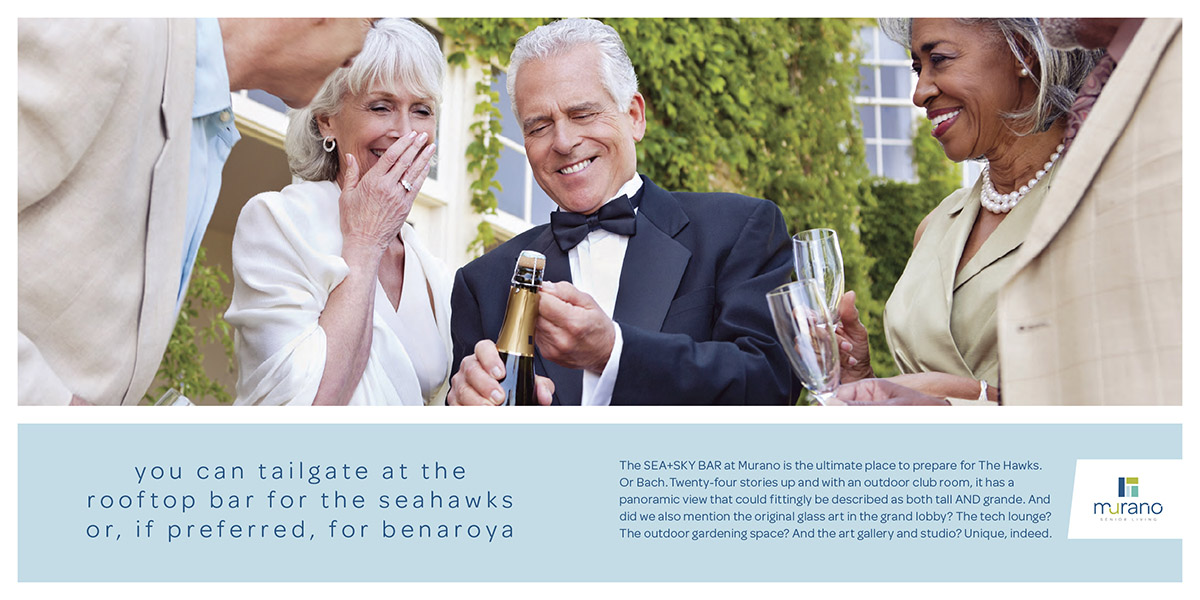 Murano Senior Living - Brochure