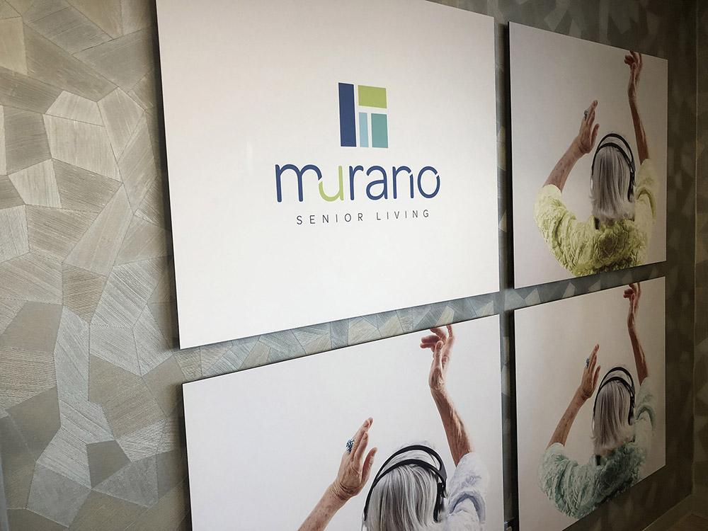 Murano Senior Living - Sales Office