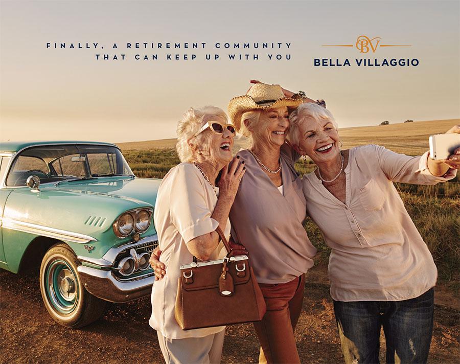Leisure Care Retirement Communities - Brochure