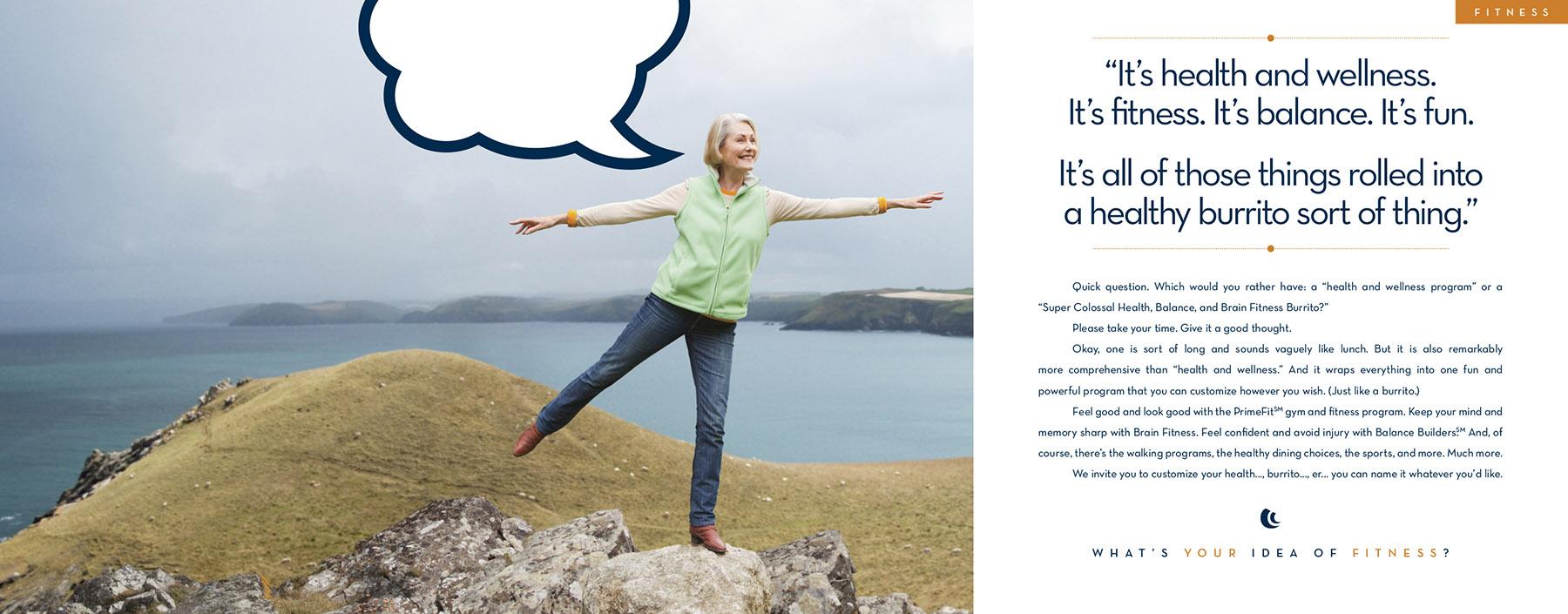 Leisure Care - Retirement Community Brochure