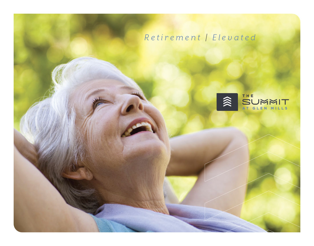 Senior Living Brochure - The Summit