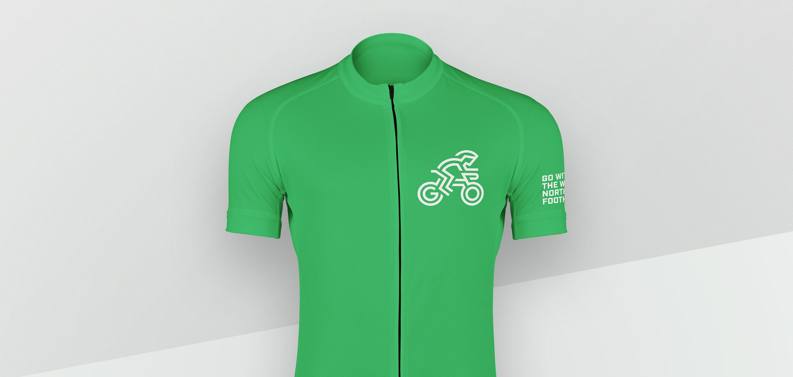 go with the webber cycling jersey design